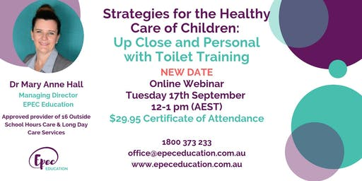 Strategies for the Healthy Care of Children