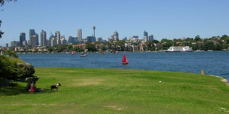 OneStep community walk - Clarkes Point Reserve, Woolwich, Sun 24 Nov, 11am tickets