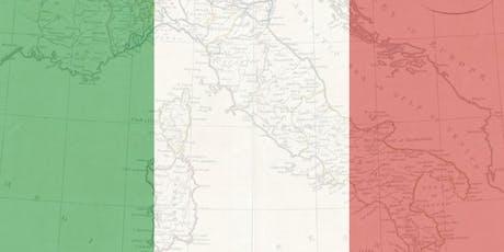Homenaje a la Música Italiana tickets