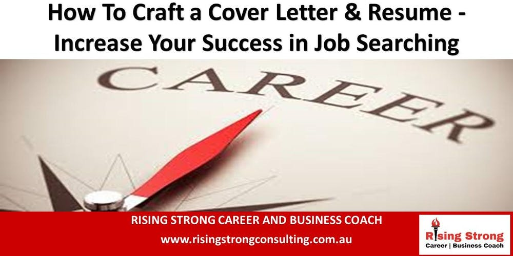 How To Craft a Cover Letter & Resume-Increase Your Success