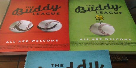 Buddy League Volunteer Registration - Afternoon tickets