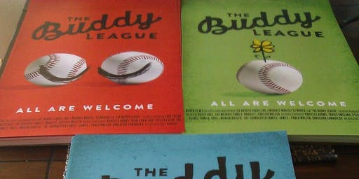 Buddy League Volunteer Registration - Afternoon