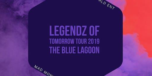 Legendz Of Tomorrow Tour