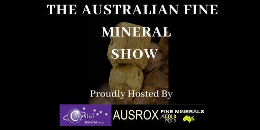 The Australian Fine Mineral Show