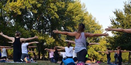 Playful Spirit Yoga Morning with Beverly Bachoo at Backyard SJ tickets