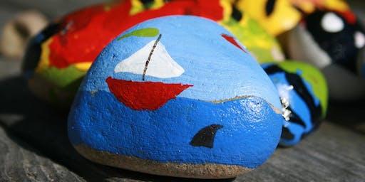 Kindness Rocks Bruny (School Holiday Activity) @ Bruny Online