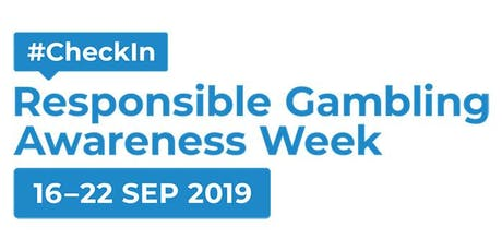 Responsible Gambling Awareness Week Forum  tickets