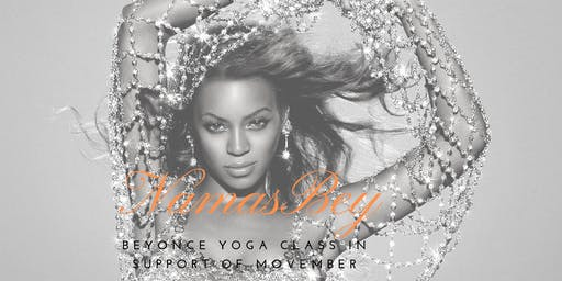 NamasBey - Beyonce Themed Charity Yoga Class