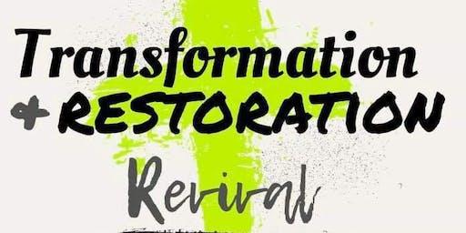 Transformation restoration