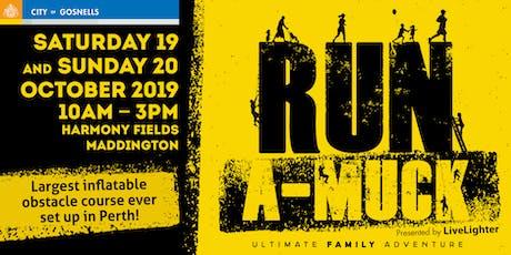 Run-A-Muck tickets