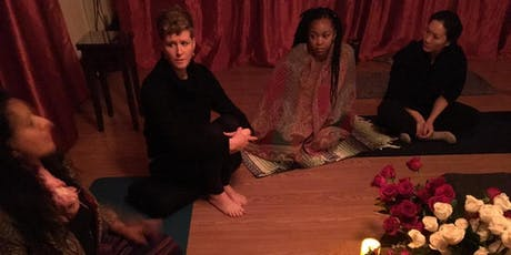 Evening Meditation, Food and Community Sangha for Yogis tickets