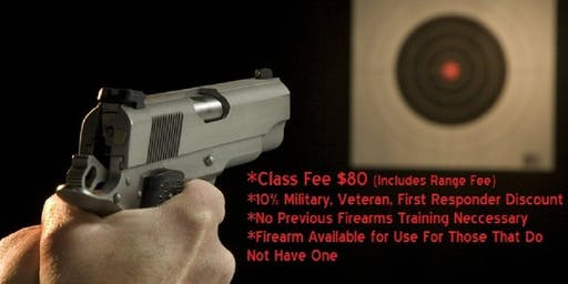 Permit to Carry Course