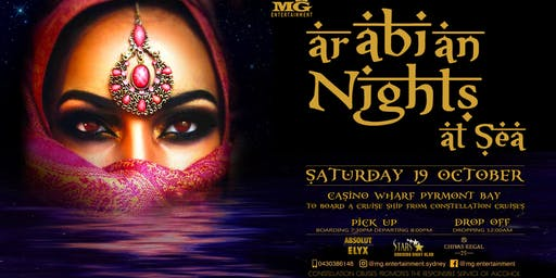 Arabian Nights at Sea