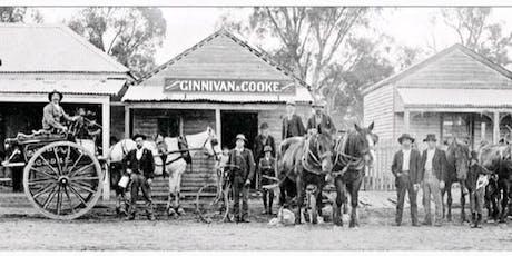 The Ginnivan Gathering tickets