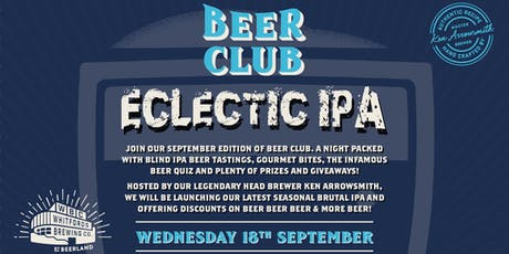 Beer Club - Electric IPA tickets