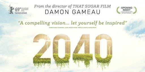 Greens Movie Night: 2040