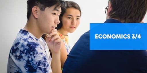 VCE Economics 3/4 Revision Lecture