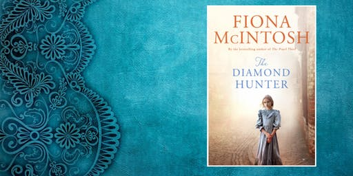 Author Talk: Fiona McIntosh