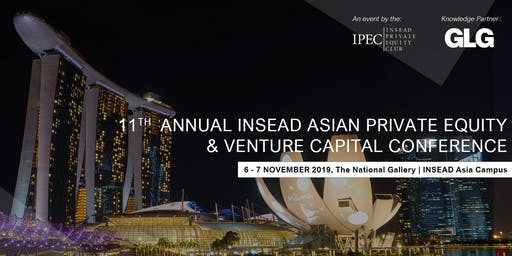 IPEC's 11th Asian PE&VC Conference at INSEAD