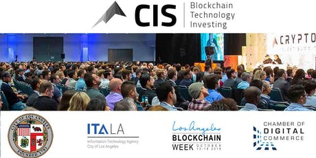 CIS - The Leading Investment Focused Blockchain Conference tickets