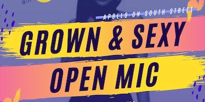 South Street Open Mic