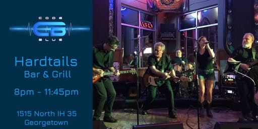 Code Blue Live at Hardtails Bar & Grill