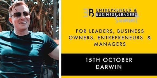 Entrepreneur & Business Leaders Summit - Darwin