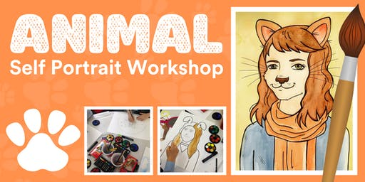Animal Self Portrait Workshop