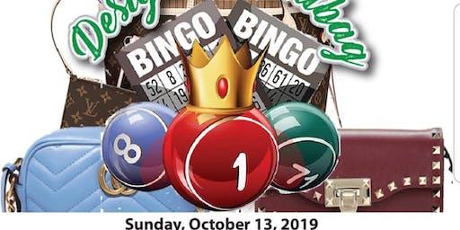 KC Soccer Designer Handbag Bingo