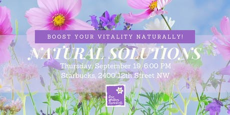 Natural Solutions tickets
