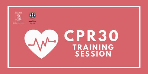 Free CPR30 Training Session