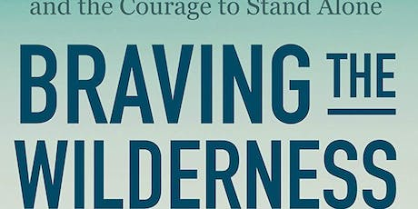 Personal Development Book Club: Braving The Wilderness tickets