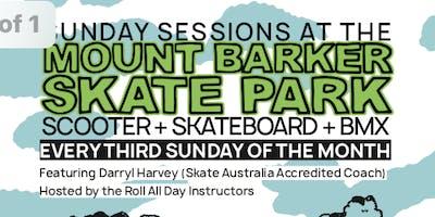 Sunday sessions Mt Barker season 3