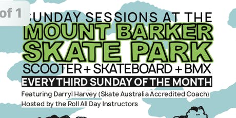 Sunday sessions Mt Barker season 3 tickets