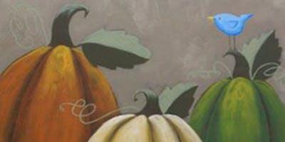Wine and Design: Pumpkins