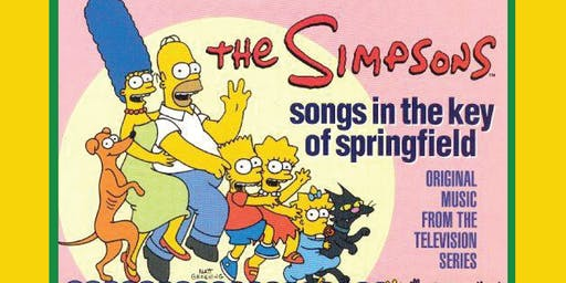 BOADZ 'SONGS IN THE KEY OF SPRINGFIELD'