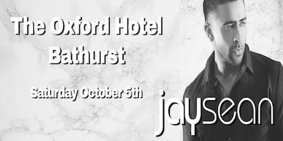 Jay Sean at The Oxford Hotel