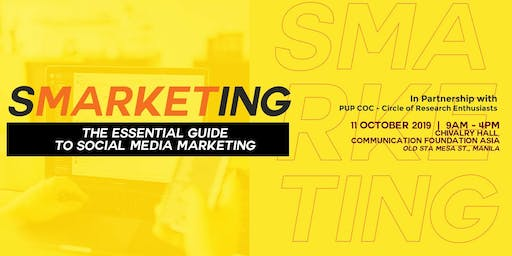 SMARKETING: The Essential Guide To Social Media Marketing
