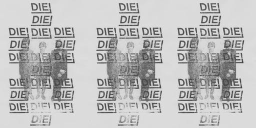 DIE! DIE! DIE! 'O' E.P LAUNCH WITH BENCH PRESS + CRASH MATERIAL