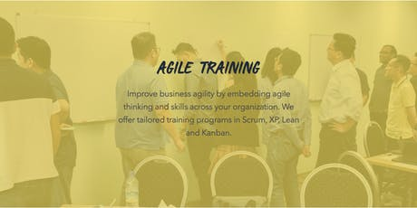 Agile Training for Companies Brisbane tickets