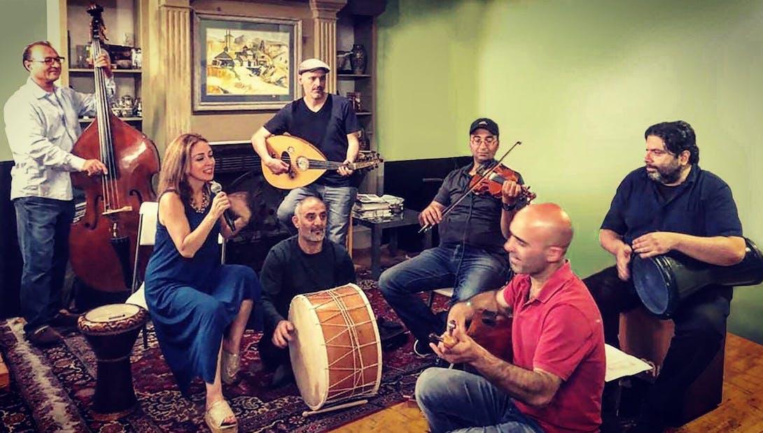 Berkeley Balkan Bacchanal presents Alaturca Connection
