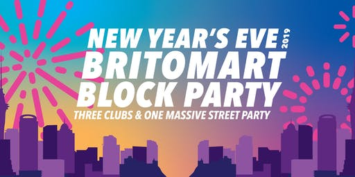 Britomart Block Party NYE 2019