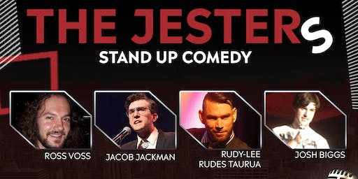 The Jesters Stand Up Comedy