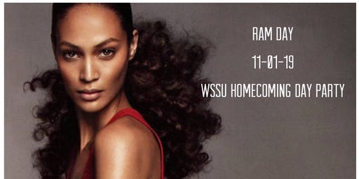 'RAM DAY' 11th ANNUAL/WSSU HOMECOMING/DAY PARTY