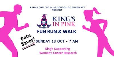 2019 King's in Pink Fun Run & Walk