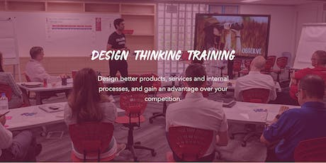 Design Thinking Training for Companies Melbourne tickets