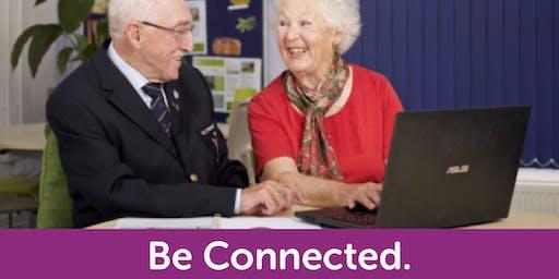 Be Connected Digital Mentor Training - Mount Street Neighbourhood House