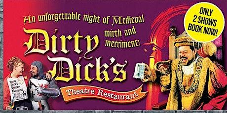 Dirty Dicks Friday Night 2019 tickets