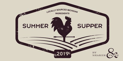 2019 Summer Supper