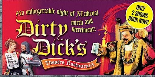 Dirty Dicks Saturday Night 2019